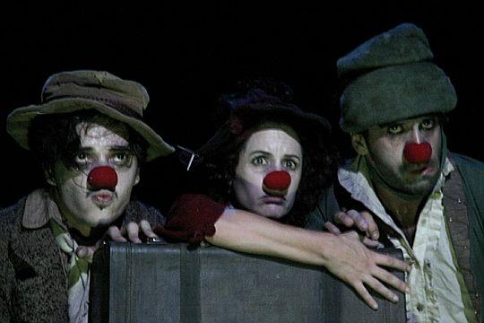 Clowns con cuarta pared - Alternativa Teatral