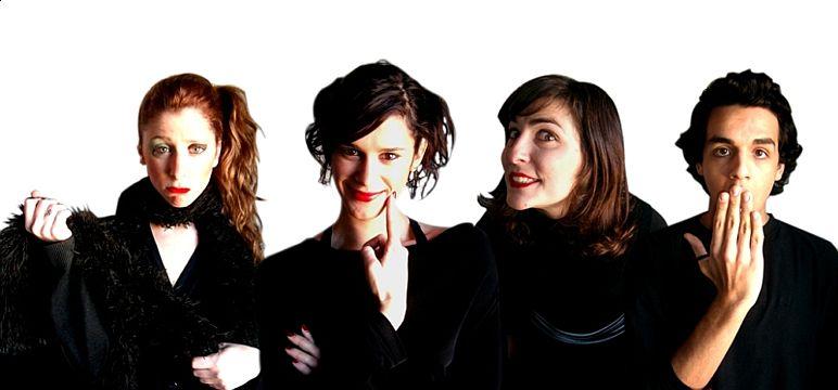 Tres Mujeres y Media