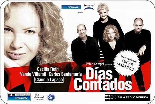 teatro argentino online dias contados