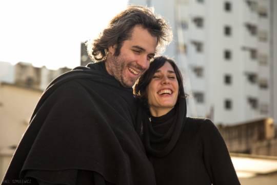 Olivia Houssay & Jerónimo Guiraud con Amigos: Tangos & Canciones de Autor  en Alternativa. Comunidad en escena.