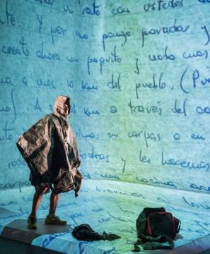 Campo minado de Lola Arias - Alternativa Teatral